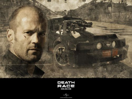 Action Films fondo de pantalla entitled Death Race