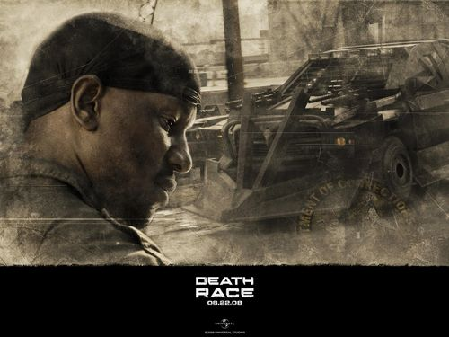 Action Films wallpaper probably containing anime called Death Race