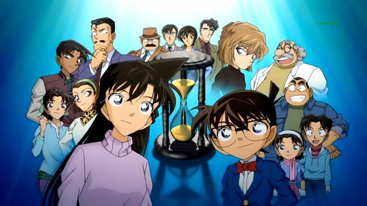 Det. Conan - detective-conan Wallpaper