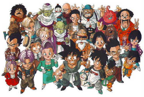 Dragon ball GT - dragon-ball-z Photo