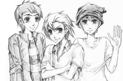 Ed, Edd and Eddy