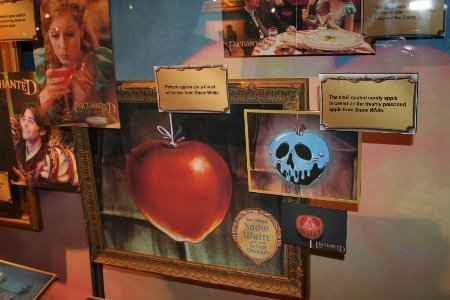 Enchanted exhibation