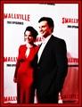 Erica Durance & Tom Welling