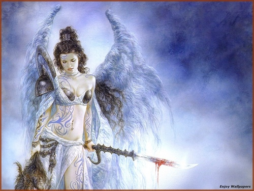 fantasi malaikat