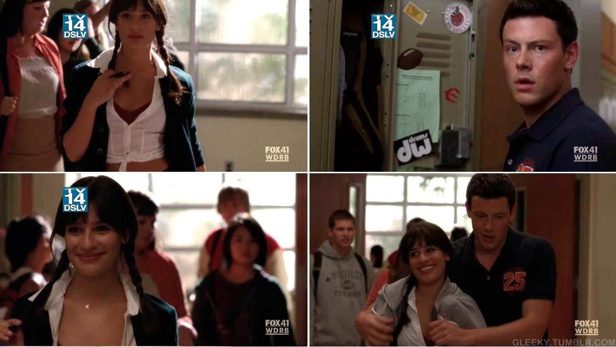 Finn: Hey, take my hoodie. آپ look cold.