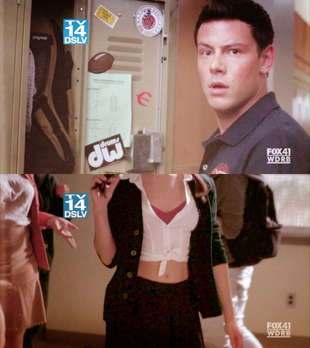 Finn/Rachel 2x02