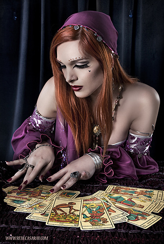 Image result for photographs of fortune tellers