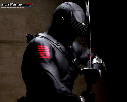 Action Films hình nền called G.I. Joe: Rise of rắn hổ mang