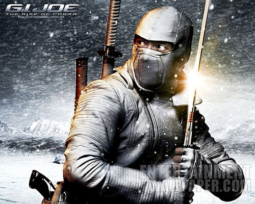 Action Films wallpaper possibly with a rifleman called G.I. Joe: Rise of Cobra