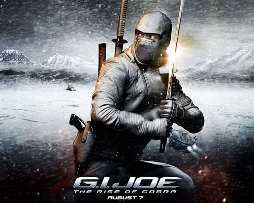 Action Films wallpaper probably containing a diving suit, a rifleman, and a navy segel titled G.I. Joe: Rise of kobra, cobra