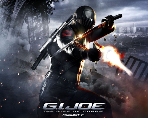 Action Films fondo de pantalla called G.I. Joe: Rise of cobra
