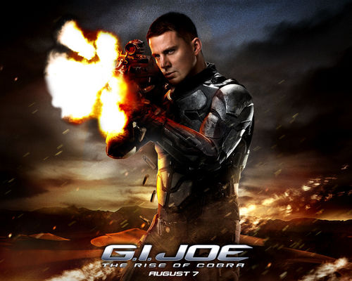 Action Films wallpaper probably containing a fire titled G.I. Joe: Rise of Cobra