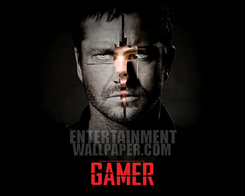 Action Films fondo de pantalla titled Gamer