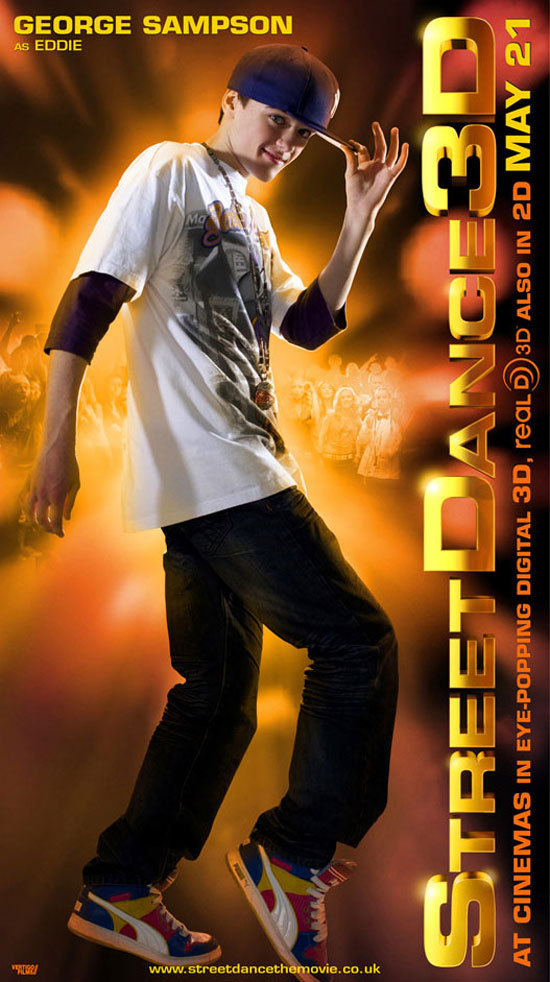 StreetDance 3D images George Sampson HD wallpaper and ...