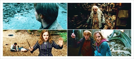 HP and The Deatlhy Hallows