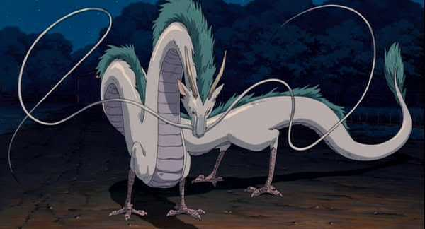 the random creatures of anime images haku wallpaper and background