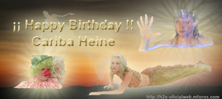 Happy Birthday Cariba Heine (Rikki)