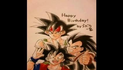 Happy Birthday! (Who's birthday is it? :D)