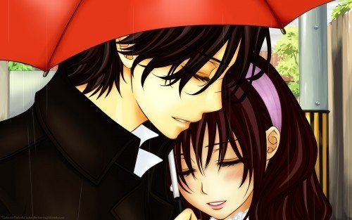 Haruka and Juuri
