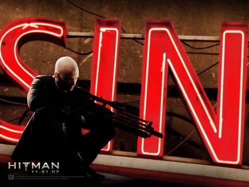 Action Films wallpaper entitled Hitman