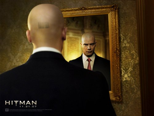 Action Films fondo de pantalla with a business suit, a suit, and a two piece called Hitman