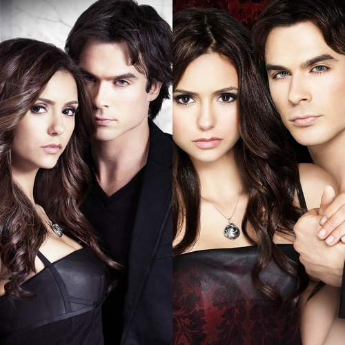 Hot Damon/Elena (HQ) ღ