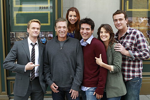 How I Met Your Mother - Episode 6.04 - Subway Wars - Promotional foto-foto