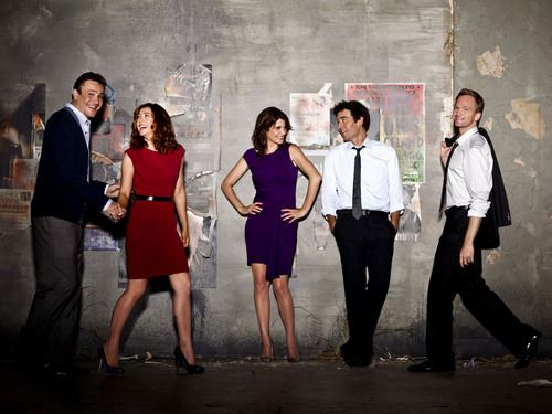 How I Met Your Mother - Season 6 - Cast Promotional Photos  - how-i-met-your-mother Photo
