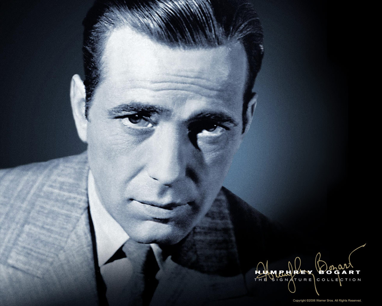 Humphrey Bogart - Wallpaper