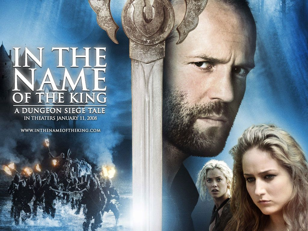 In the Name of the King: A Dungeon Siege Tale - Action ...