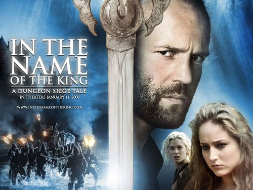 Action Films fondo de pantalla with anime called In the Name of the King: A Dungeon Siege Tale