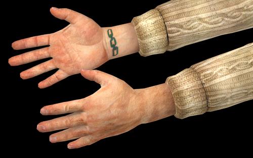 Jack's Hands