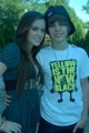 Jaitlin...xD - justin-bieber-and-caitlin-beadles photo