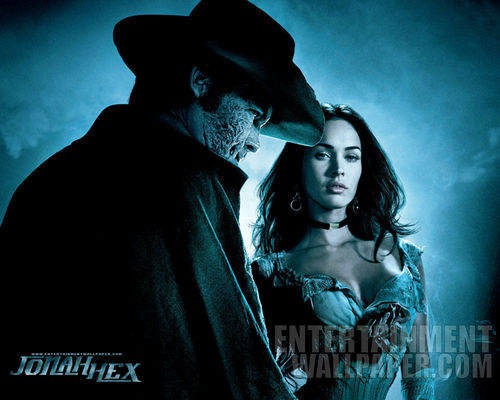 Action Films fondo de pantalla entitled Jonah Hex