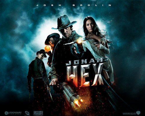 Action Films fondo de pantalla possibly with a fusilero, rifleman and anime titled Jonah Hex