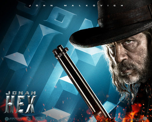 Action Films wallpaper containing a fedora entitled Jonah Hex