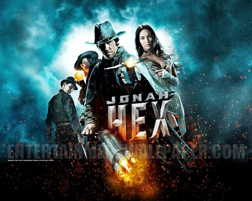 Action Films fondo de pantalla probably containing a fusilero, rifleman and anime entitled Jonah Hex
