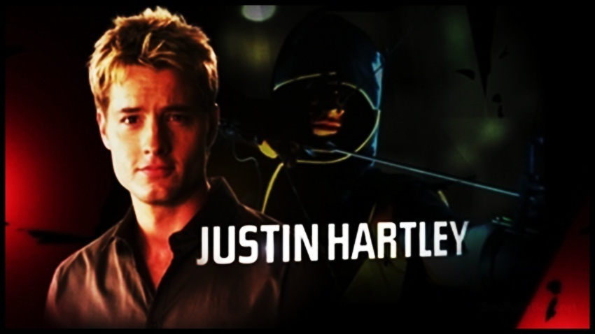 Justin Hartley/Oliver কুইন