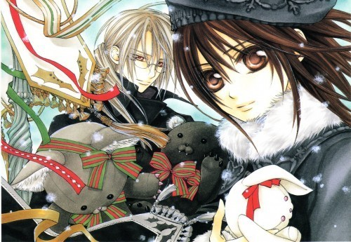 Kaien and Yuuki
