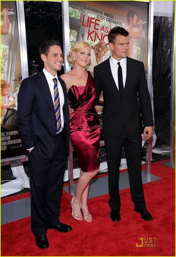 Katherine Heigl & Josh Duhamel: 'Life as We Know It' Premiere!