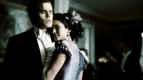 Katherine +Stefan (2x04)