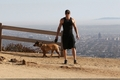 Kellan & Kola at Runyon Canyon - 24 September 2010 - twilight-series photo