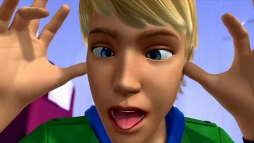 Ken's Funny Face! LOL!