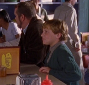 Kendall on Gilmore Girls!