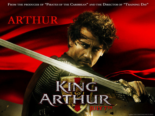Action Films fondo de pantalla called King Arthur