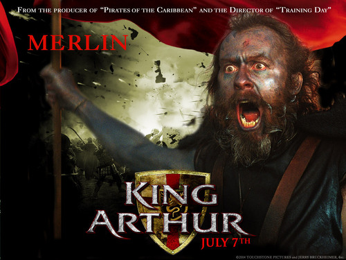 Action Films wallpaper probably with anime called King Arthur