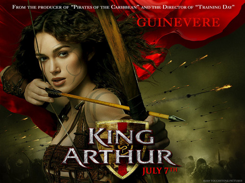 Action Films fondo de pantalla entitled King Arthur