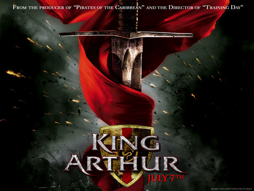 Action Films wallpaper probably with a sign titled King Arthur