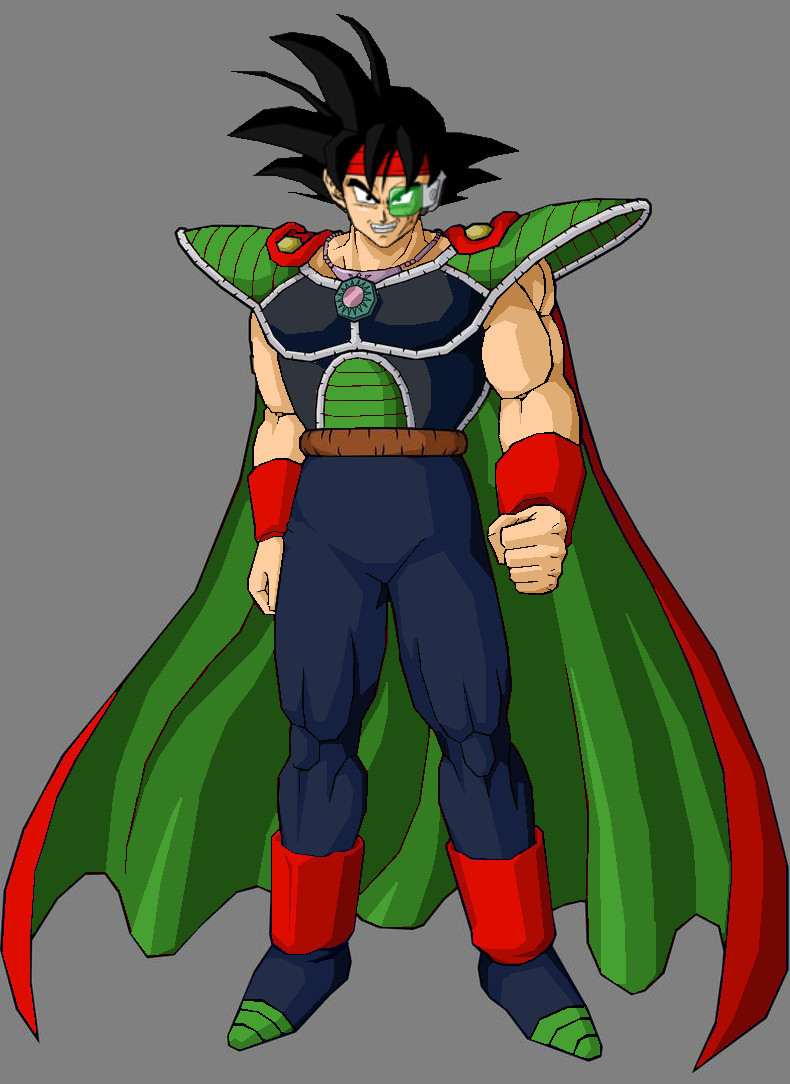 King Bardock! - Bardock Fan Art (15960415) - Fanpop