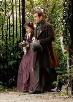 Little Dorrit 바탕화면 titled Little Dorrit